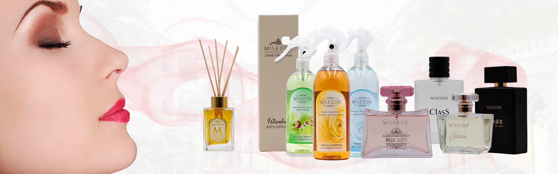 Ortam Kokulandırma Ve Parfum Ürünleri